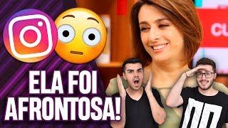 OLHA O QUE A CATIA FONSECA FEZ PRA GENTE! | Virou Festa