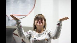 В Новосибирске живёт актриса с синдромом Дауна