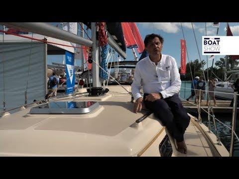 [ITA] ISLAND PACKET 349 - Coperta e Interni - The Boat Show