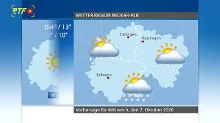 RTF.1-Wetter 06.10.2020