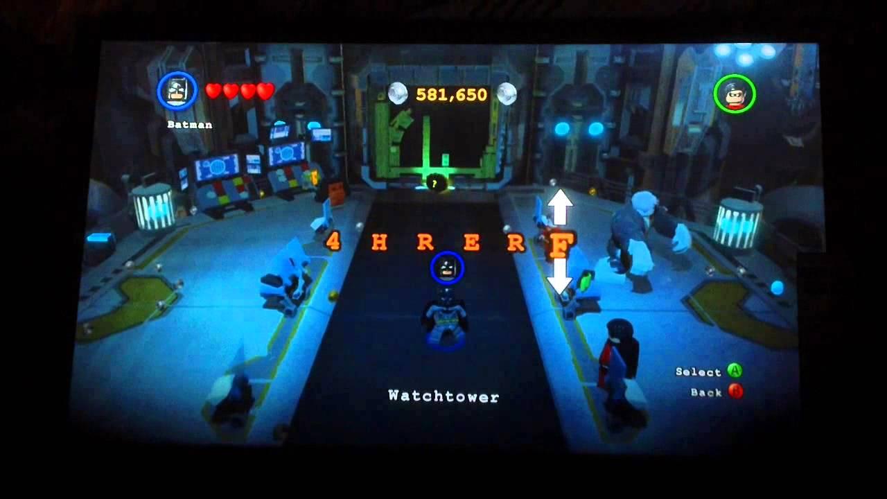 Lego batman the videogame cheats ds : polpebul