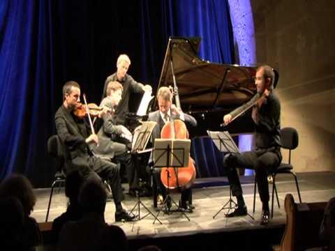 Johannes Brahms : Quatuor avec piano n° 2 en La majeur Op. 26