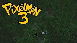 Minecraft Pixelmon #3 ● Im Dschungel gefangen ● [Deutsch/German] ● Let's Play w/ Zoey