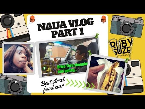 Naija (nigeria) Travel Vlog Part 1: You need Patience and a Legacy...