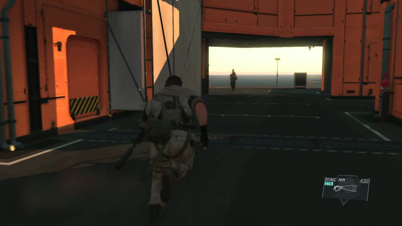 mgsv thank you boss mgsv thank you boss