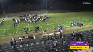 BSDN Live - Blair vs Grand Island Northwest - Football - 2018
