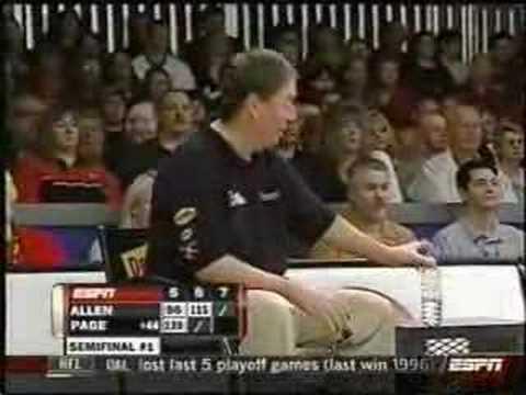2008 LLEAMC - Rhino Page vs. Patrick Allen (2)