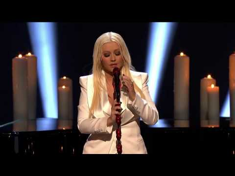 Christina Aguilera - Blank Page (People's Choice Awards 2013)