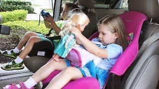 VLOG Наш Обычный день в Америке Рома и Диана едут в магазин одежды Kids Shopping