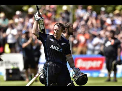 In Graphics: New Zealand's WicketKeeper batsmen Luke Ronchi announces retirement