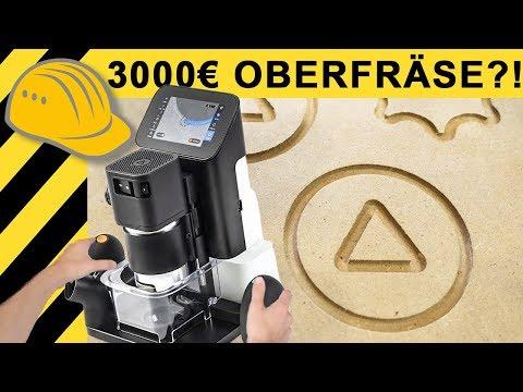 MUSS ICH HABEN! CNC OBERFRÄSE SHAPER TOOLS im KURZ TEST!