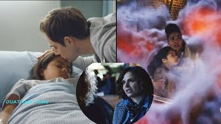 Once Upon A Time 7x10 Curse is Cast & Regina Zelena Talk Henry True Love Kiss  Season 7 Episode 10