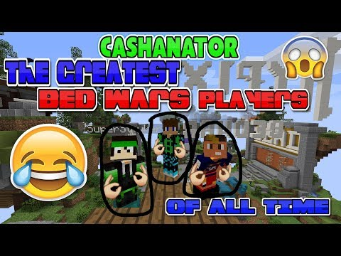 THE GREATEST BEDWARS PLAYERS OF ALL TIME PART 2