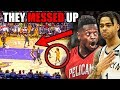 The REAL Reason Why The Lakers Should Have KEPT D'Angelo Russell & Julius Randle (Ft. NBA Mistakes)