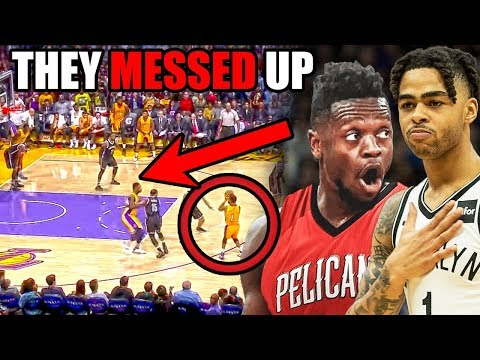 The REAL Reason Why The Lakers Should Have KEPT DAngelo Russell & Julius Randle (Ft. NBA Mistakes)