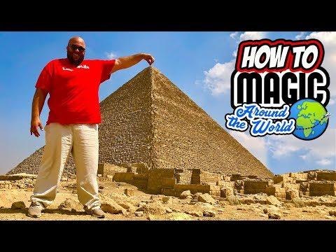 7 EGYPTIAN Magic Tricks Revealed!