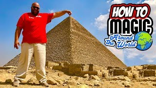 7 EGYPTIAN Magic Tricks Revealed!