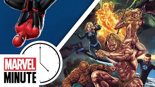 'Spider-Man: Far From Home' in Theaters AND Marvel Games Tomorrow! | Marvel Minute