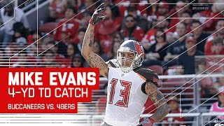Jameis Winston Hits Antone Smith for 30 Yards & Tosses TD to Mike Evans! | NFL