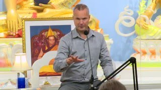The Keys to a Meaningful Life with Kadam Morten Clausen - Part 2