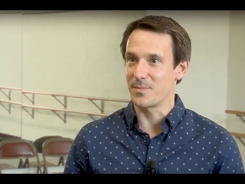 Grand Rapids Ballet James Sofranko WKTV Journal August 2018
