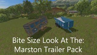 "[""FS UK"", ""Fs 15"", ""Farming simulator 15"", ""farming simulator 15 mod"", ""farming"", ""farming sim mod"", ""Marston Trailer pack"", ""FS 15 Trailer"", ""Fs 15 mod pack"", ""FS 15 Trailr mod"", ""FS 15 BulletBill"", ""FS 15 Trailer pack Bullet Bill"", ""FS 15 Marston Ace Tr"