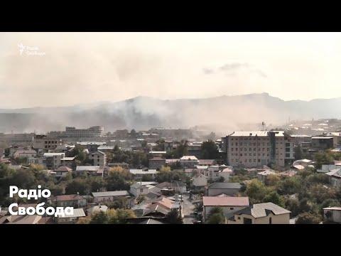Боевые действия в Нагорном Карабахе продолжаются