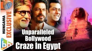 Video SPECTACULAR Craze For Big B, SRK, Salman In Egypt download MP3, 3GP, MP4, WEBM, AVI, FLV Juni 2018