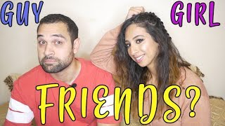 Ask Mimzy: My Fiance doesn't want me to have guy friends!