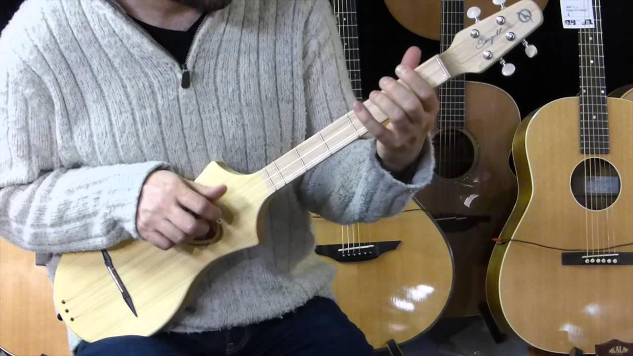 seagull merlin dulcimer acoustic folk instrument demo youtube. Black Bedroom Furniture Sets. Home Design Ideas