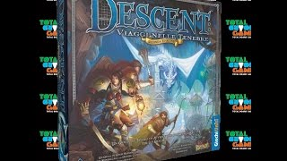 RULES & PLAY #14 : DESCENT: VIAGGI NELLE TENEBRE - TUTORIAL GAMEPLAY ITA