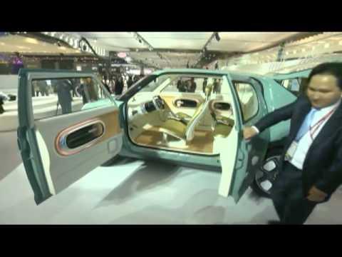 Kia Naimo Electric Concept Debuts Seoul Youtube