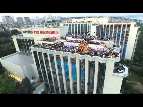 Swissotel Bosphorus re-opening with Phantom 3