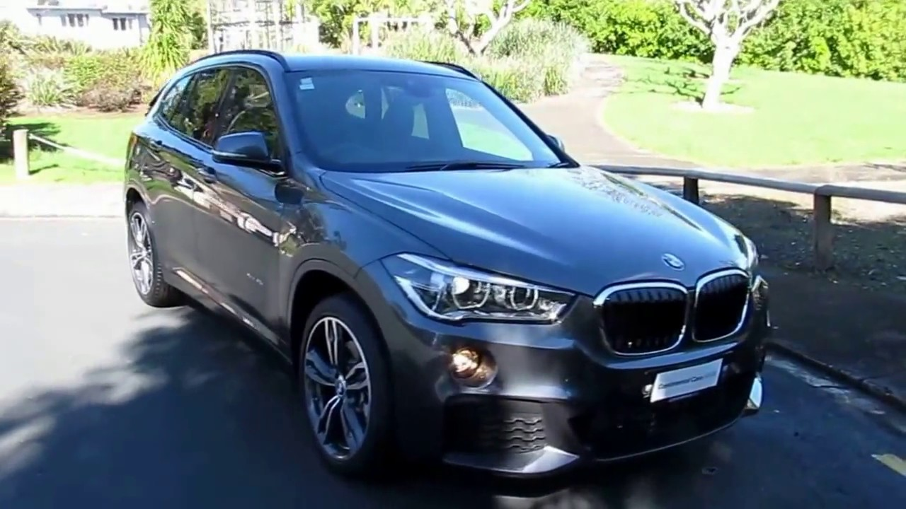 2017 bmw x1 25i xdrive m sport youtube. Black Bedroom Furniture Sets. Home Design Ideas
