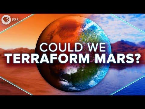 Could We Terraform Mars?