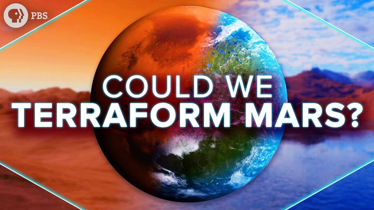 Download Could We Terraform Mars?