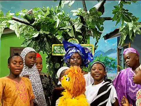 Nigeria: Sesame Square - Celebrate | Full Episode