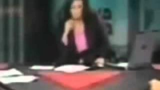سعودي يطلب الرضاعة من مذيعة الجزيرة للمره الثانيه 