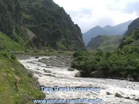 Dariali, Tergi (Terek) - crazy river