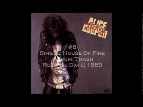 Top 10 Alice Cooper Songs