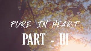 Defilement of Heart