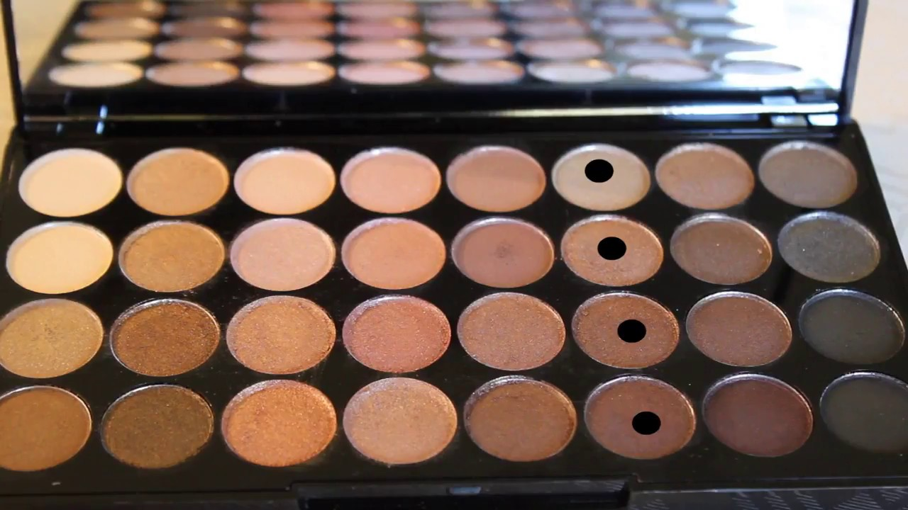 Revolution Ultra 32 Shade Eyeshadow Palette - Beyond Flawless | a4b.gr