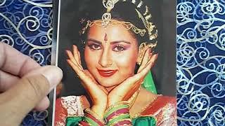 Bollywood movie stars from my collection.|Актёры индийского кино.