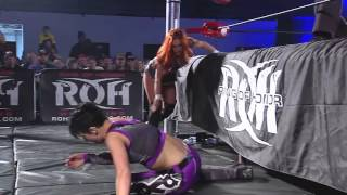 Women of Honor Wednesday - VEDA SCOTT vs HEIDI LOVELACE #WoHWED