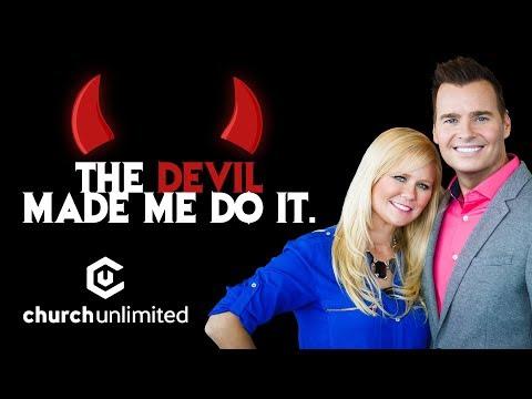 Speak of the Devil - The Devil Made Me Do...