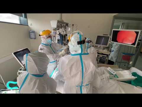 Descienden los casos activos y los hospitalizados en Ourense
