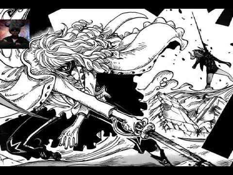One Piece Chapter 772 Review- HAKUBA!- ワンピース - YouTube