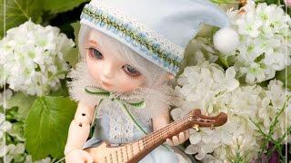 Распаковка куклы BJD - Fairyland(pukiFee Zoe)