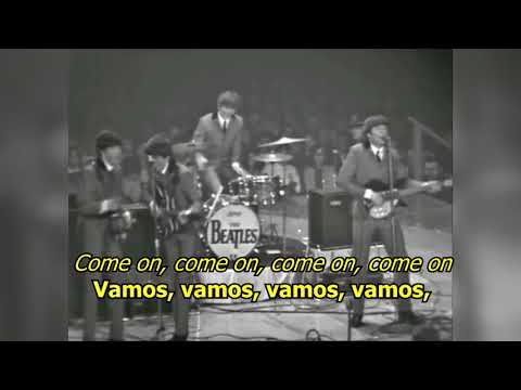 Please please me - The Beatles (LYRICS/LETRA) [Original]