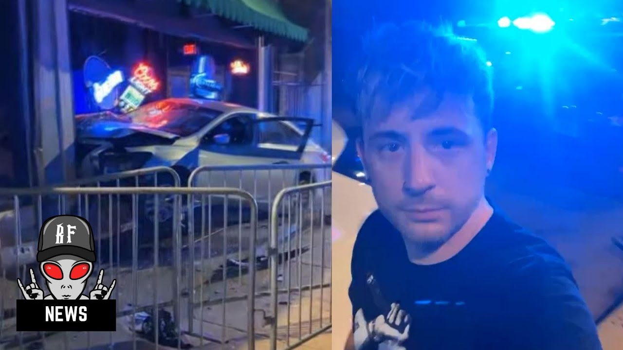 Fan Crashes Into Venue Where From Ashes To New Performed After Altercation